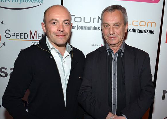 Alexandre Contoux et Serge d'Albrand - Photo TourMaG.com
