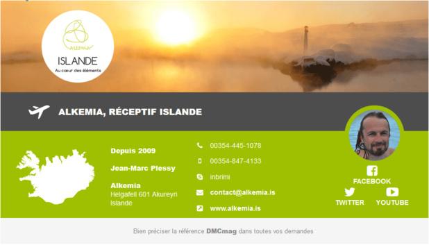 Alkemia, réceptif Islande, fait son entrée dans DMCMag.com