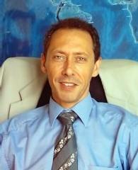 Christian Coulaud, président de la Commission Air