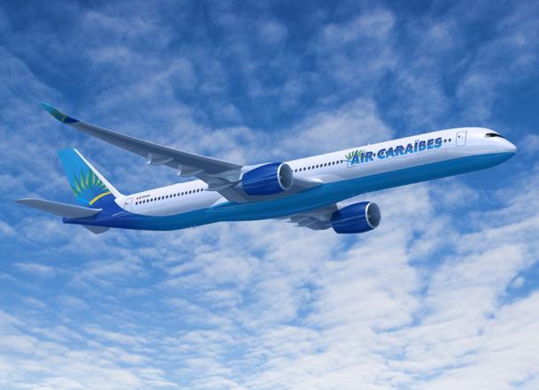 Air Caraïbes envisage de lancer une compagnie low cost long-courrier, qui devrait idéalement décoller de Paris Orly - DR : Air Caraïbes