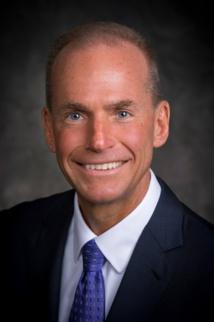 Dennis A. Muilenburg, nouveau PDG de Boeing - DR : Boeing