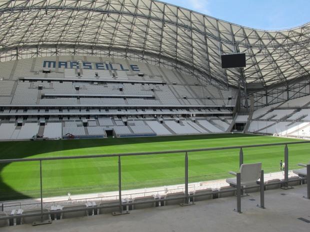 Il sera de nouveau possible de visiter les coulisses du Stade Véldorome, à Marseille, à partir du 4 juillet 2015 - Photo : P.C.