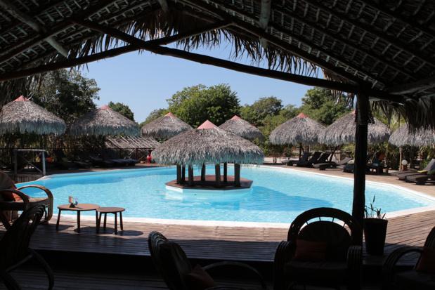 La piscine du Resort - DR