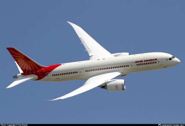Les nouveaux Dreamliner d'Air India : un argument de vente pour les agents de voyages. DR Air India