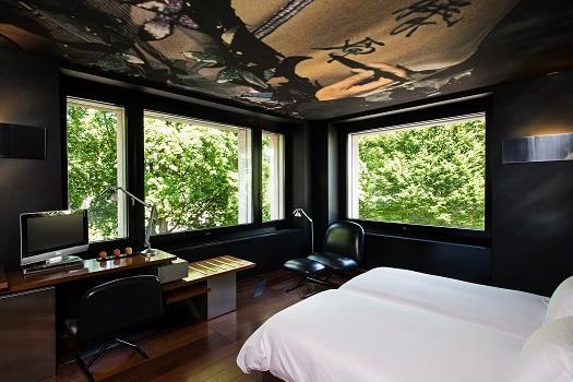 The Hotel compte 30 studios et suites dans le centre de Lucerne - Photo DR