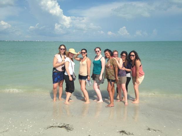 Du 18 au 21 juin dernier, 7 professionnels du tourisme et de la destination USA ont pu partir à la découverte de la Floride d'antan, face au Golfe du Mexique, dans la région de Fort Myers, Sanibel et de son archipel - DR