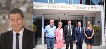 David Lisnard élu président du CRT Côte d'Azur