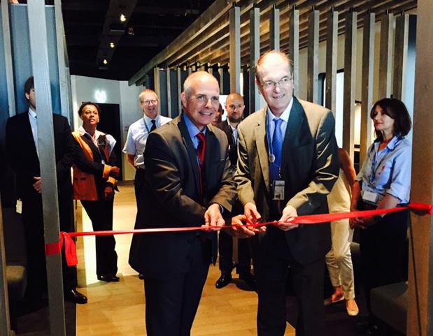 OpenSkies inaugure son nouveau salon business à l'aéroport d'Orly Ouest