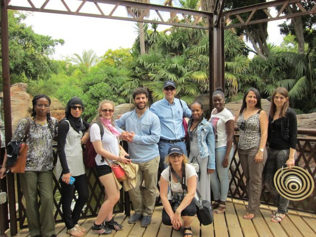 Les participants ont visité le Bioparc de Fuengirola. DR-LAC