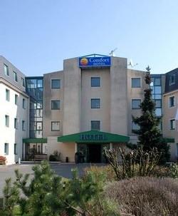 Le Comfort Hotel Aéroport CDG fait peau neuve