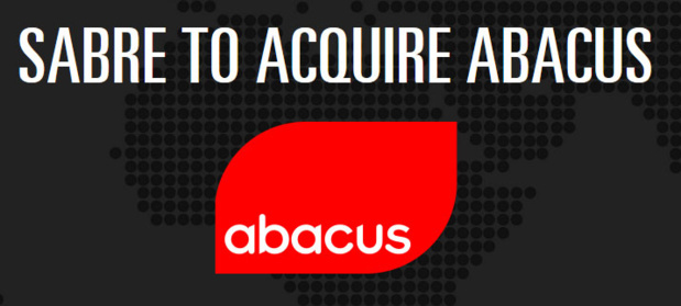 Sabre Corporation finalise l'achat d'Abacus International