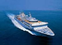 Royal Olympia Cruises  : « plus vite, plus loin, plus longtemps »