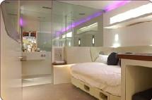 Londres : YOtel! un nouveau concept hôtelier