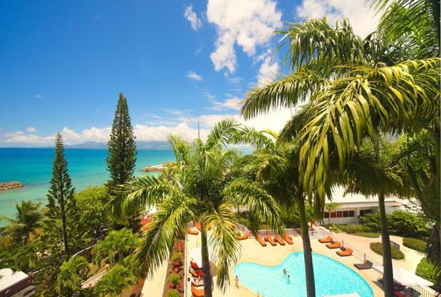 Les hôtels Salako et Clipper et la résidence Prao en Guadeloupe sont fermés jusqu'au 15 novembre 2015 pour des travaux de rénovation - DR : Karibea Hotels