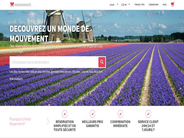Musement lance une plateforme de gestion des excursions libre-service pour les voyagistes - Capture d'écran Musement