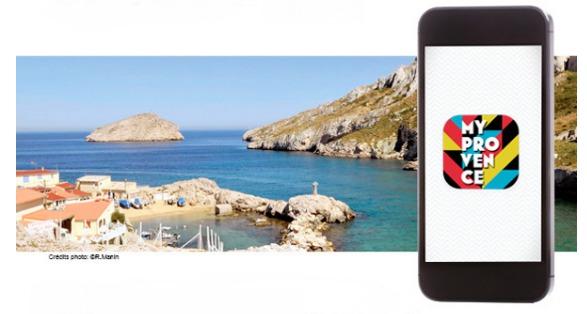 Bouches-du-Rhône Tourisme vient de lancer sa nouvelle application : DR : Bouches-du-Rhône Tourisme