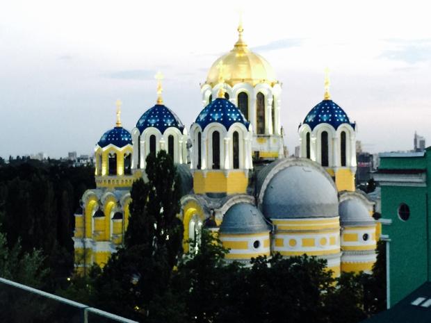 Salaün Holidays veut faire de Kiev une destination de court séjour