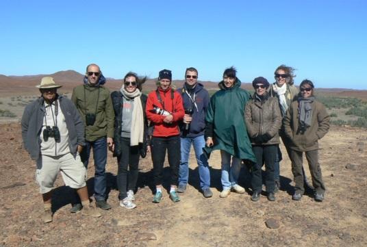 Condor invite 7 agents de voyages en Namibie