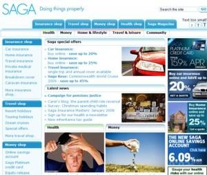 Saga n'est plus seulement le producteur de voyages seniors, mais également le conseiller financier, le conseiller santé, le club de rencontres...