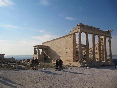 De nombreux voyageurs européens ne reviendront pas en Grèce pendant l'été 2015 - Photo P.C.