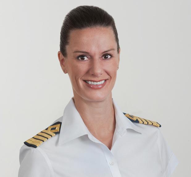 Celebrity Cruises : K. McCue, 1ère femme américaine nommée commandante dans la compagnie