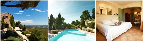 L'Abbaye de Sainte-Croix est une adresse 4 étoiles à Salon de Provence - Photos DR