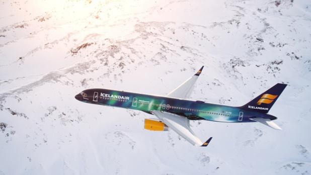 Icelandair volera entre Reykjavík et Bruxelles à partir du 25 octobre 2015 - Photo : Icelandair