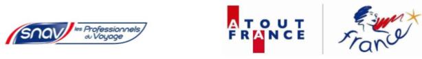 Baromètre SNAV/Atout France : réservations en hausse de 15 % en juin 2015