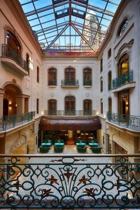 L'hôtel Gewandhaus de Dresde compte 97 chambres - Photo DR