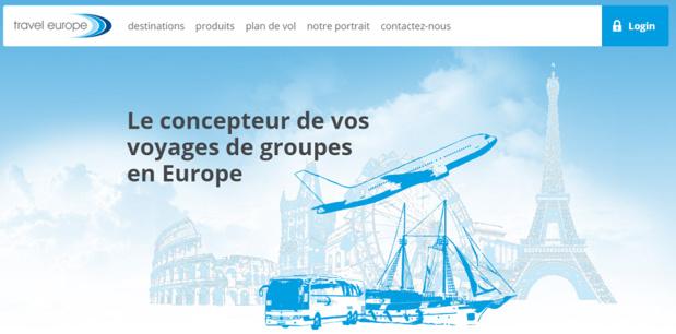 Travel Europe dévoile sa production Groupes pour 2016/2017 - Capture d'écran