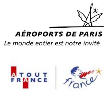 Accueil des touristes : ADP et Atout France signent une convention de partenariat