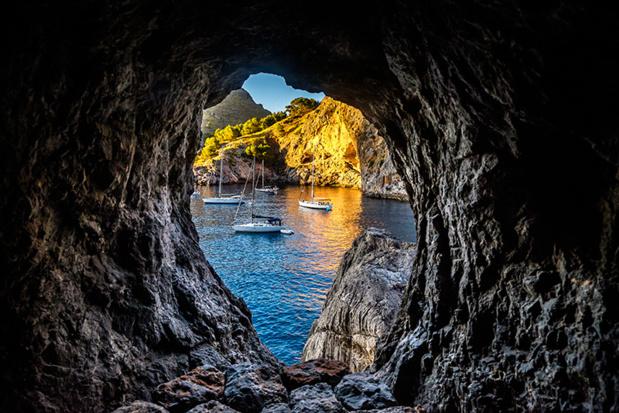 Majorque, principale île de l'archipel concentre une bonne partie des flux touristiques © sabino.parente - Fotolia.com
