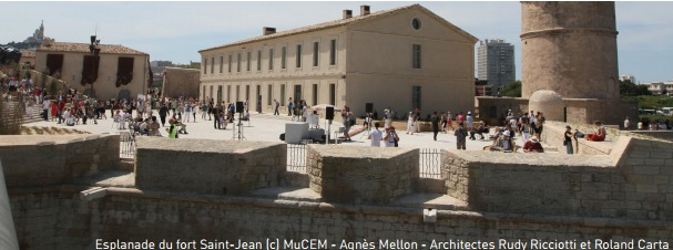 Marseille : activit�s et expositions gratuites pendant 10 jours avec les plans B du MuCEM