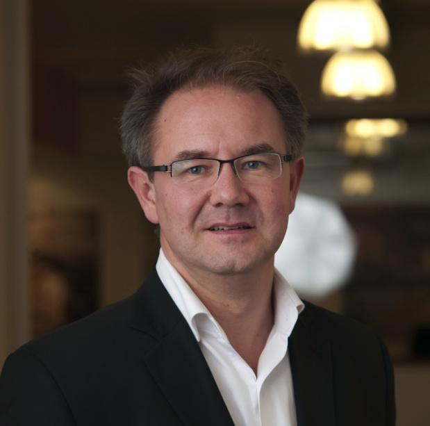 ©Eric Champennois, président fondateur de l'agence C'Design