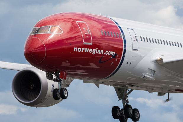 Norwegian aimerait dupliquer le modèle londonien à Paris - DR : Norwegian