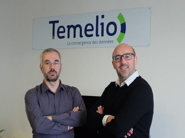 Bertrand JESENBERGER (CTO) et Nicolas BLANDEL (CEO) - DR