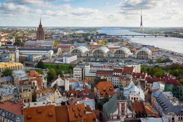 Riga a brillé de mille feux en 2014, au titre de « capitale européenne de la culture ». Ce coup de projecteur sur la capitale lettone est aujourd'hui le prétexte à une escapade excitante dans la belle cité balte - DR : Fotolia - Anton Gvozdikov