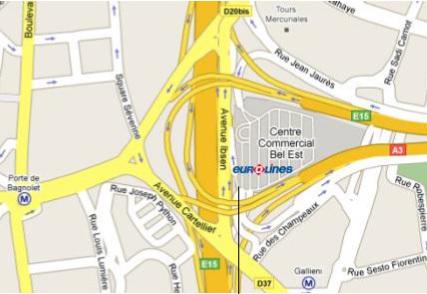 Autocar : E. Macron se déplacera à la gare routière Gallieni vendredi