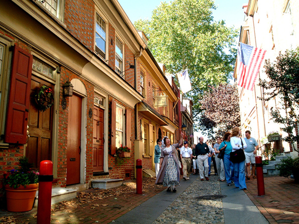 Philadelphie, le berceau historique des Etats-Unis
