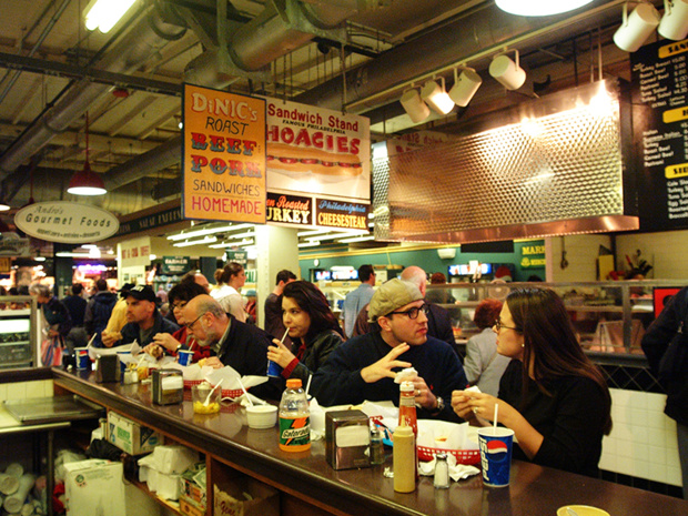 Philadelphie, une gastronomie extraordinaire