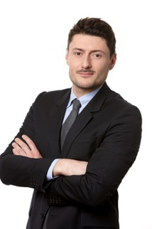 Benjamin Sinclair, Executive Director of the France office - DR: Air Charter Service