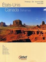 La nouvelle brochure innove dans sa forme. Sur 256 pages, elle regroupe le Canada, les Etats-Unis et les Bahamas.