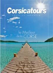 Corsicatours : une brochure 2008 entièrement revisitée
