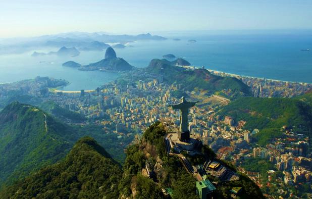 Le Brésil a franchi la barre des 6 millions de touristes internationaux pour la première fois en 2014 - Photo : Embratur