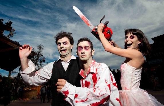 Pour Halloween, PortAventura sera envahi par les zombies et les fantômes - DR : PortAventura