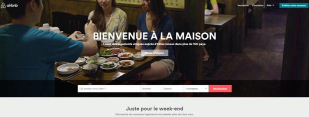 Airbnb va automatiser et simplifier la collecte de la taxe de séjour pour le compte de ses hôtes en France - Capture d'écran