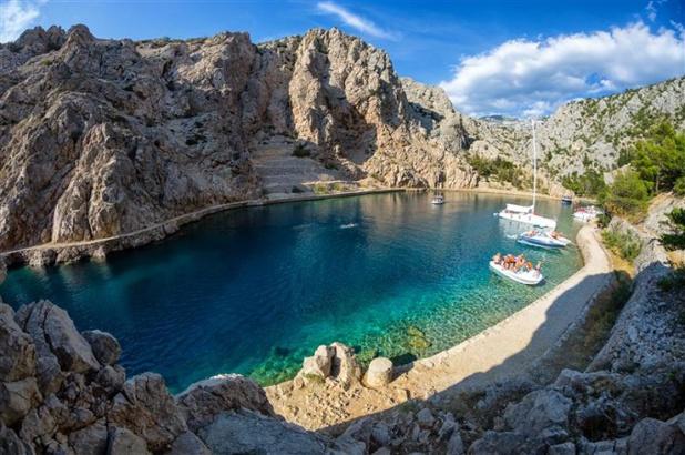 Les Français sont toujours plus nombreux à venir découvrir les charmes de la Croatie - Photo : Office National Croate de Tourisme