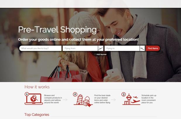 ShopnFly.com permet d'effectuer son shopping lors de la réservation de son voyage - ©ShopnFly