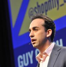 Guy Gaash - fondateur de la startup israélienne ShopnFly