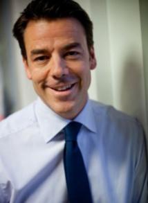 Guillaume Sauzier est le directeur commercial et marketing de la SNCM - DR